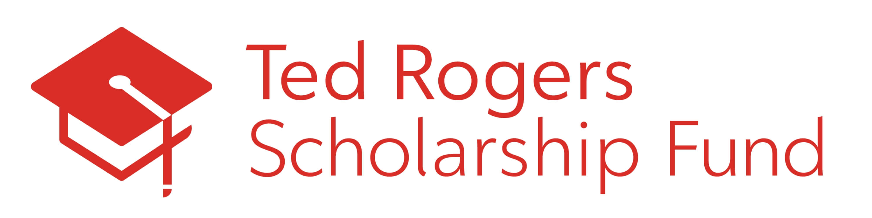 Ted Rogers Scholarship Fund Logo